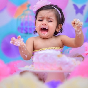 bengaluru baby cake smashing shoot by parul and ankur kaushal photography